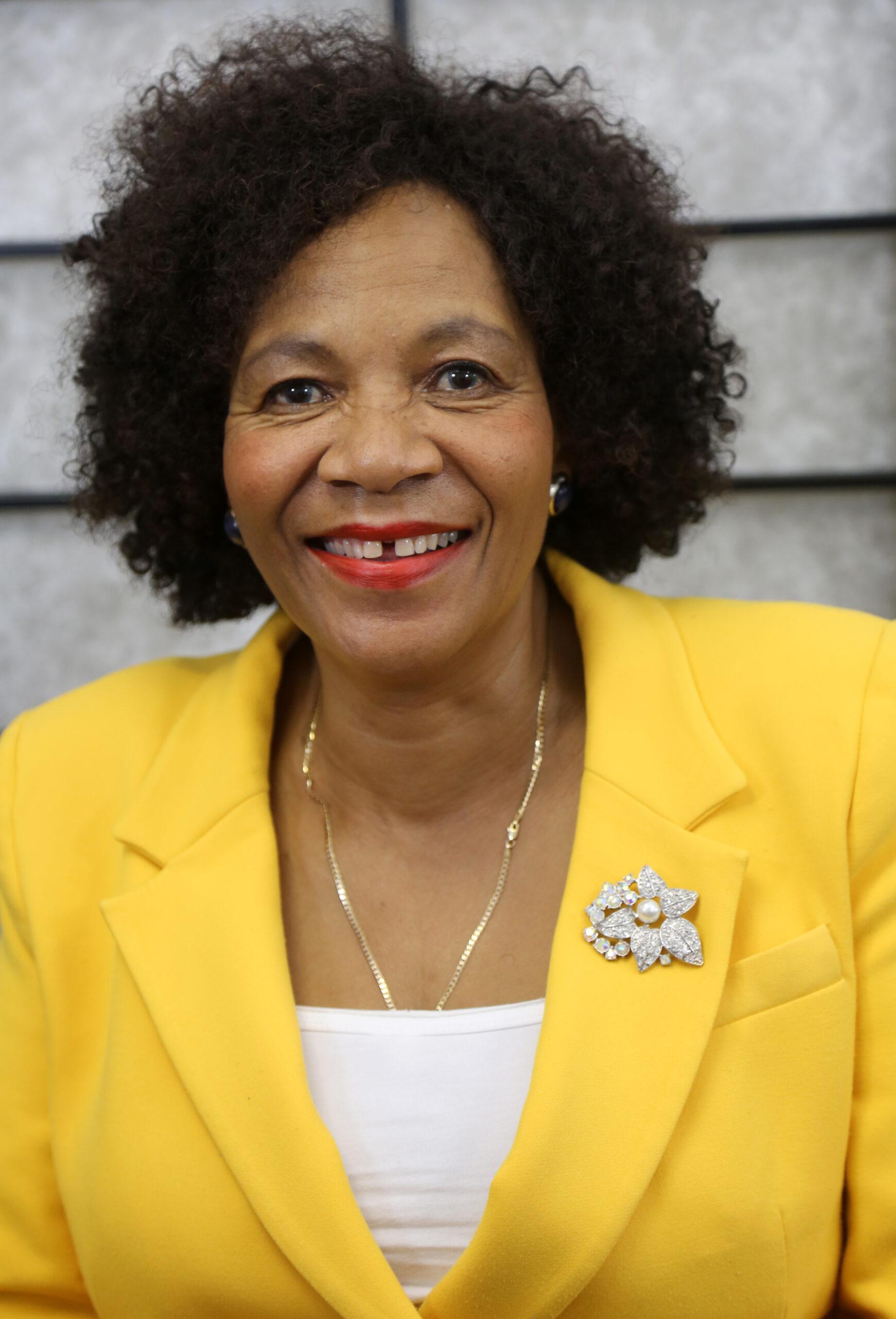 Mrs Futhi Mtoba