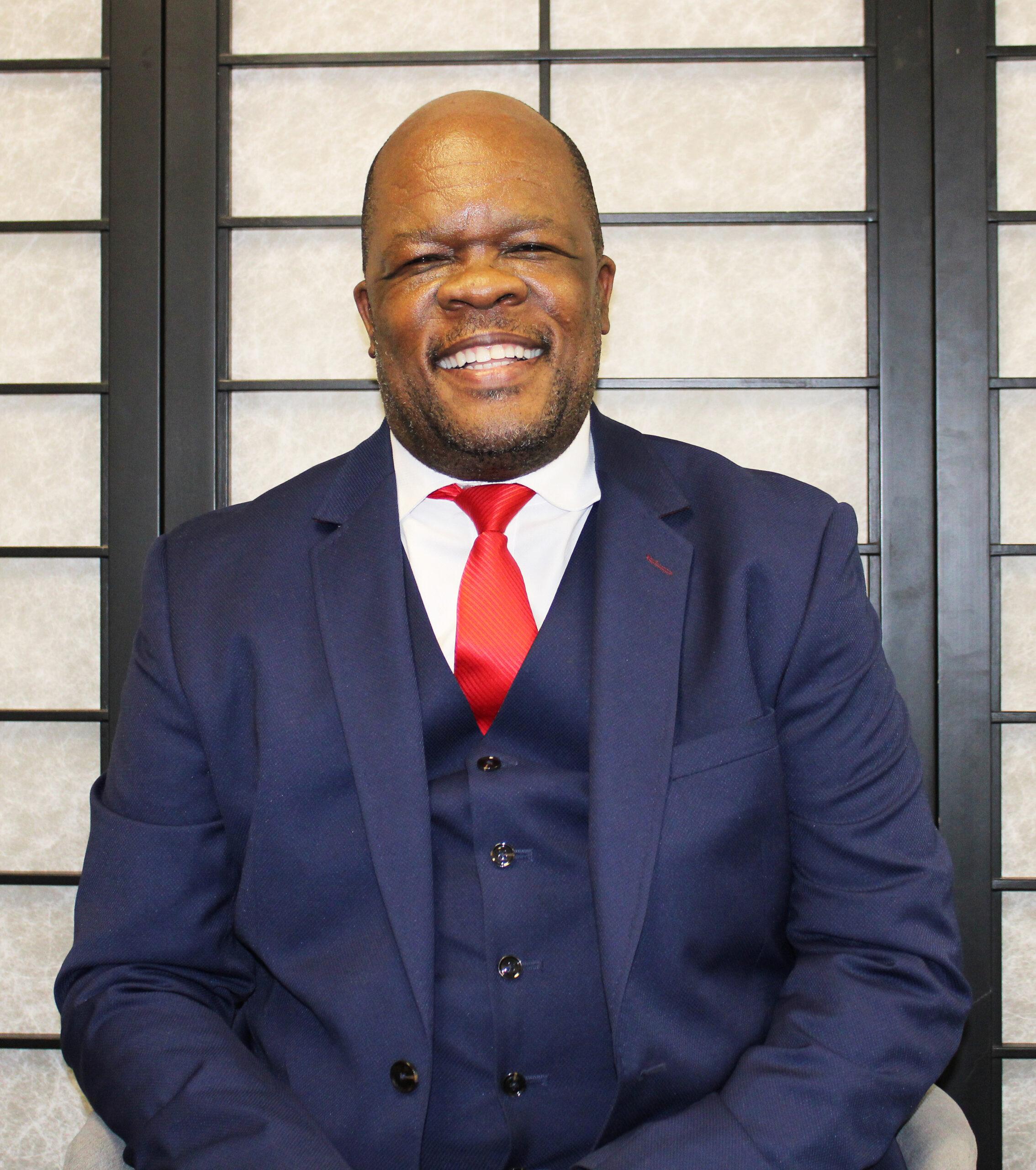 Mr Nkosana Thakgedi
